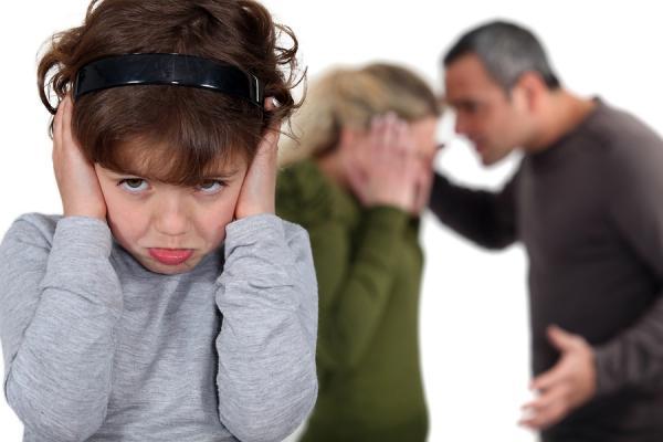 Children in a Divorce or Separation