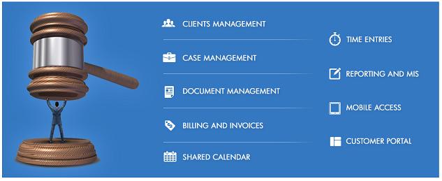 Legal CRM Elements