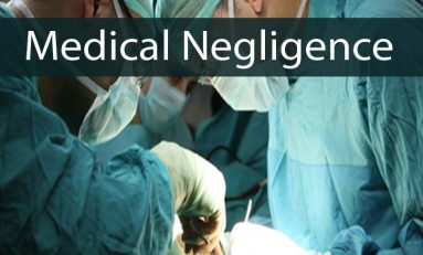 What are your Options when Subjected to Medical Negligence?