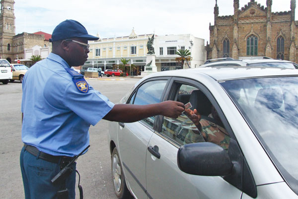 You Are At The Mercy Of The Traffic Officer After Being Pulled Over!
