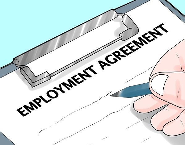 Employees Agree To A Job