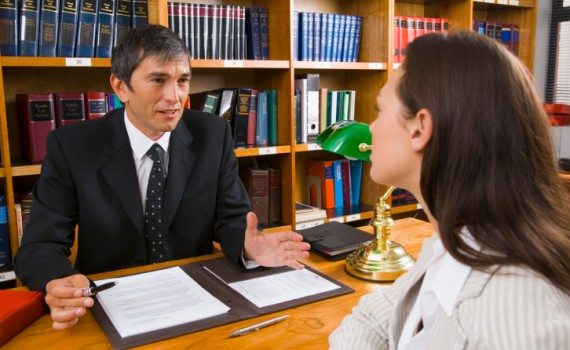 hire lawyer history