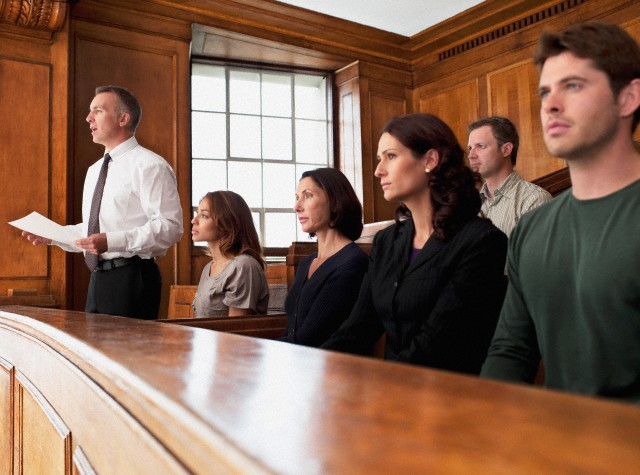What does it take to represent yourself in court?