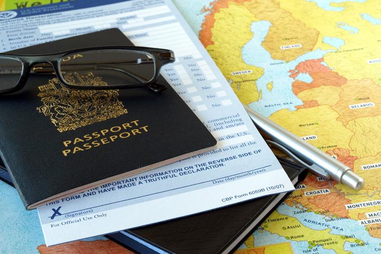 Kinds of visas