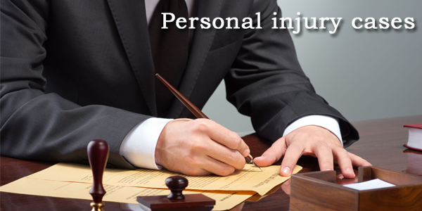 Personal Injury Case Basics