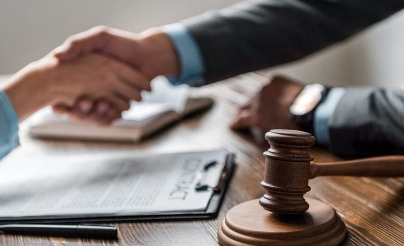 Cases for which you should also count on a lawyer's help